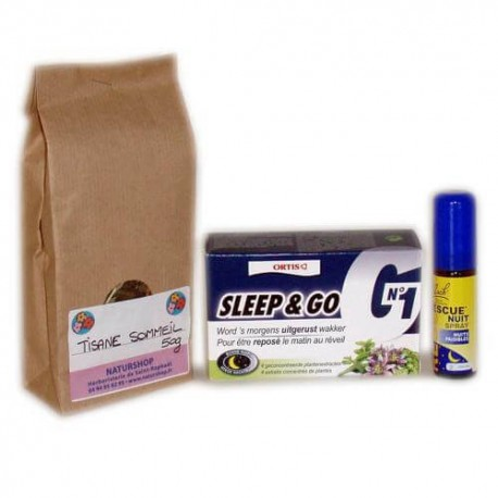 Pack sommeil