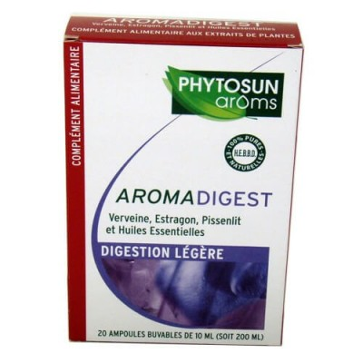 Digestion (ex Aromadigest) Ampoules