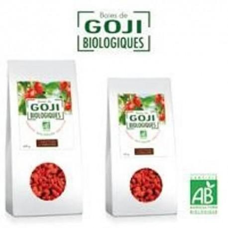 Baies de Goji biologiques 400g