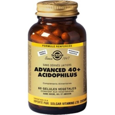 Advanced 40 Acidophilus