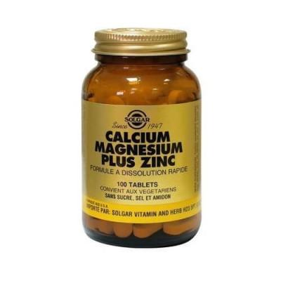 Calcium Magnésium Zinc