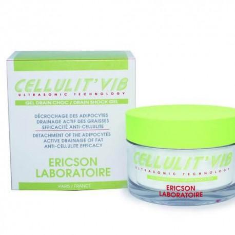 E787 cellulit vib gel draine choc