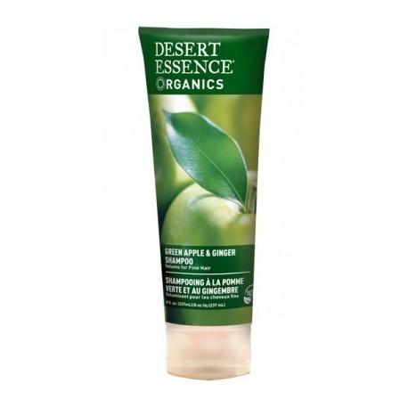 Shampoing à la pomme verte et au gingembre 237ml