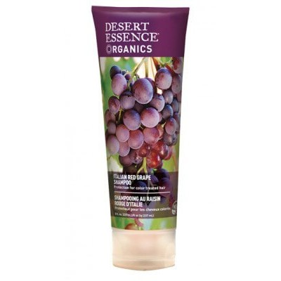 Shampoing au raisin rouge d'Italie 237ml