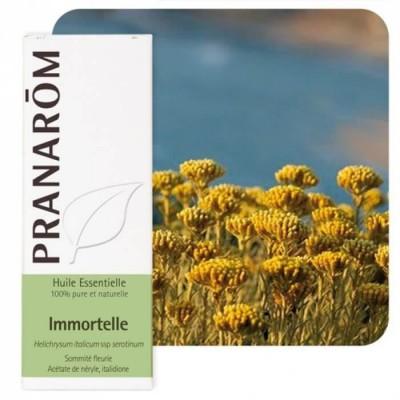 Huile essentielle Immortelle Bio 5ml