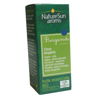Bergamote BIO 10 ml