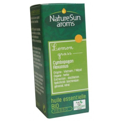 Lemon-grass BIO 10 ml