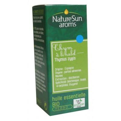 Huile essentielle Thym à linalol BIO 10 ml