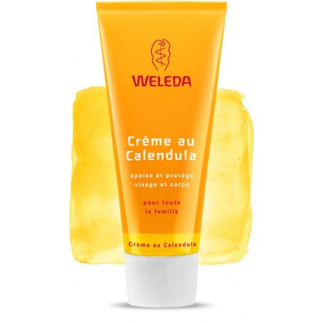 Crème au Calendula Weleda