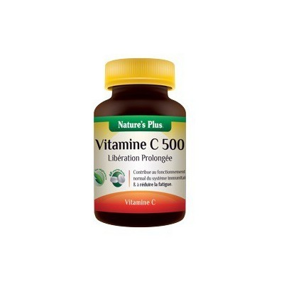 Vitamine C liberation prolongée 500 mg