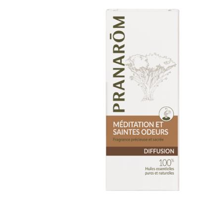 Méditation et saintes odeurs Pranarom