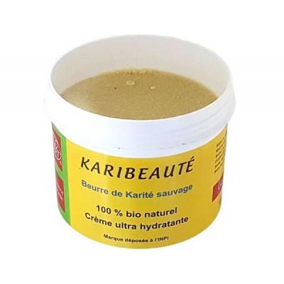 Beurre de karité sauvage 200ml