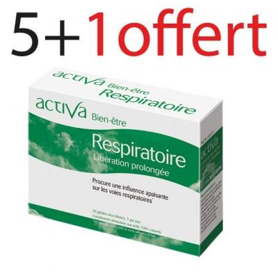 Bien-être respiratoire X 6