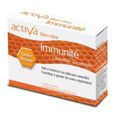 Bien-être immunité