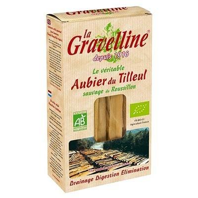 Le véritable aubier de tilleul sauvage du Roussillon baton
