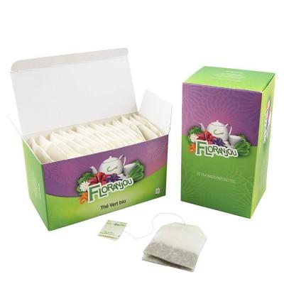 Infusettes Thé Vert Floranjou