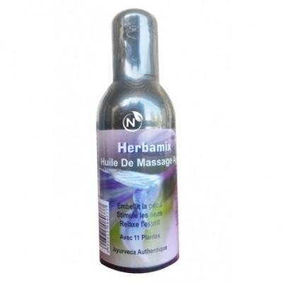 Huile de massage Ayurvédique Herbamix