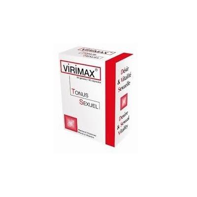 Virimax Tonus sexuel 60 gélules