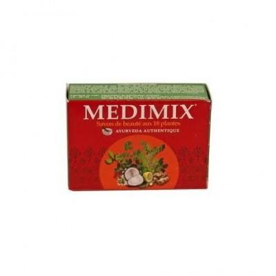 Savon aux 18 plantes Medimix