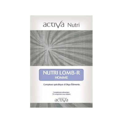 Nutri Lomb-R Homme