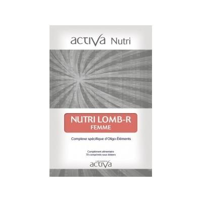 Nutri Lomb-R Femme