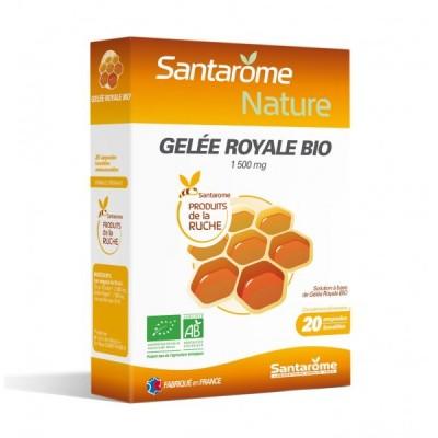 Gelée royale bio santarome