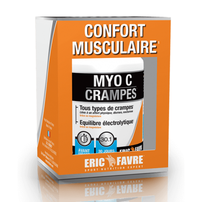 Myo C crampes eric favre