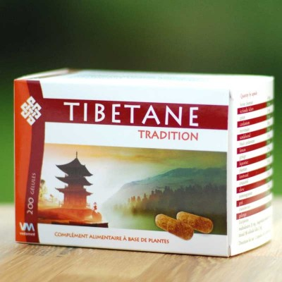 Tibetane Tradition - Vedamed