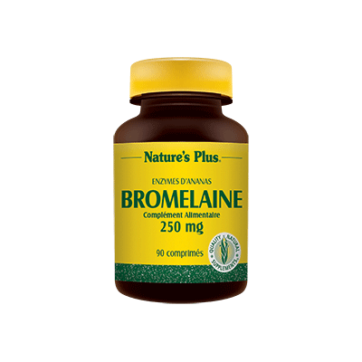 BROMELAINE 250 mg - nature's plus