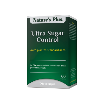 Ultra sugar control nature's plus
