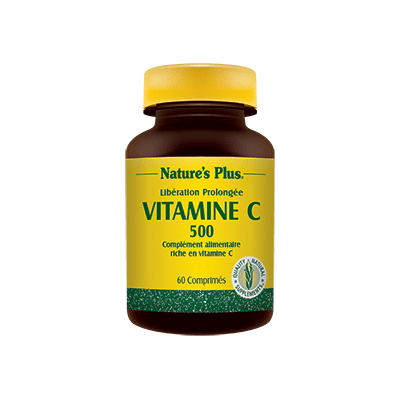 Vitamine C 500 nature's plus