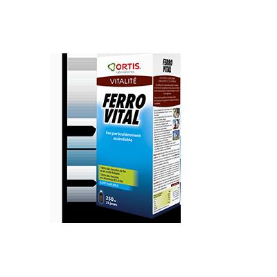 Ferro Vital 250ml ortis