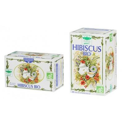 Tisane hibiscus bio romon nature