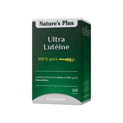 Ultra Lutéine Nature's Plus