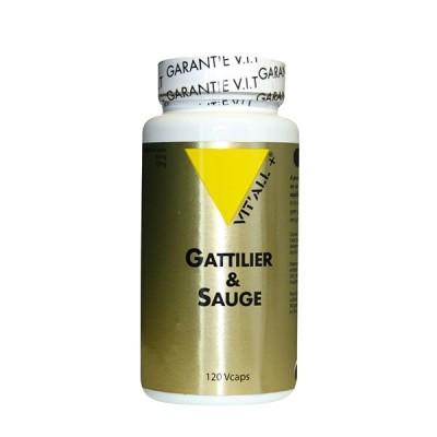 Gattilier & Sauge 120 gélules