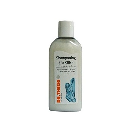 Shampooing à la silice