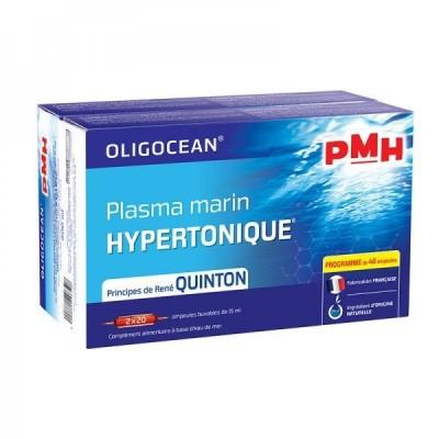 Pack 2 boites PMH Plasma Marin Hypertonique