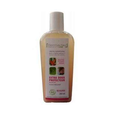Shampooing extra doux protecteur Bio Capilargil