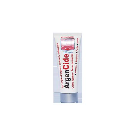 Argent Colloïdal Crème hygiene 200 ppm bio