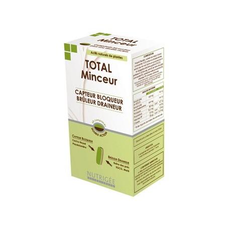 Total Minceur 60 comprimés Nutrigée