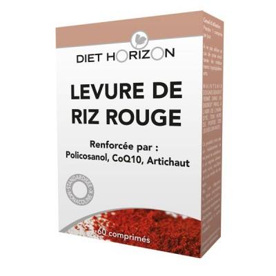 LEVURE DE RIZ ROUGE 60 comprimés