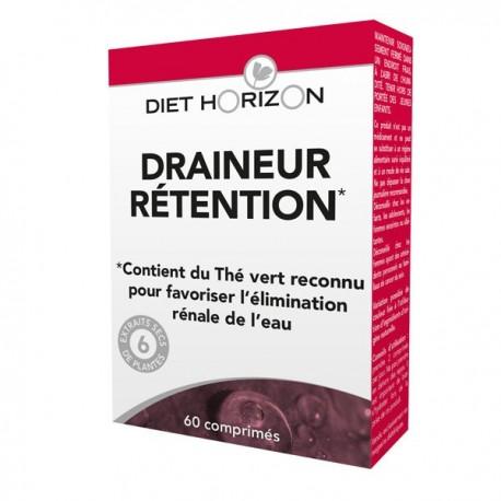 Draineur rétention 60 comprimes