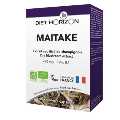 Maitake 60 gel