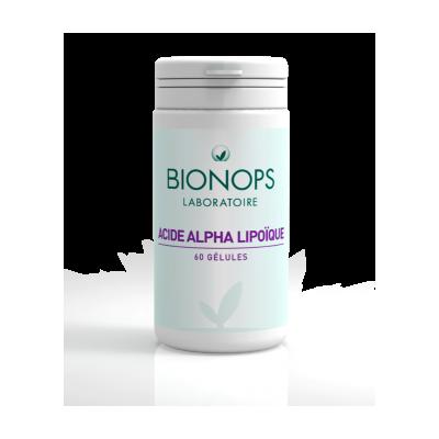 Acide Alpha Lipoïque 60gel