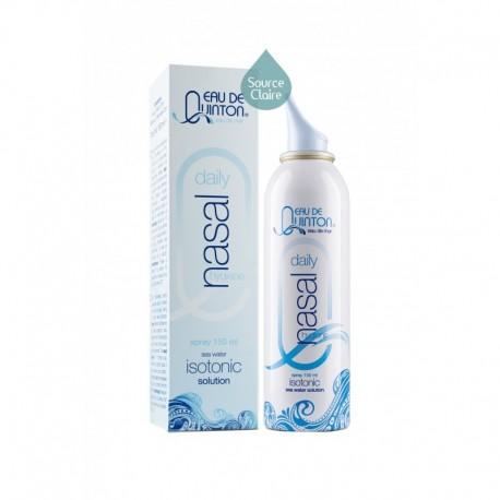 Spray nasal à l'Eau de Quinton isotonique 150ml
