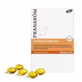 Capsules Origan + Bio - Pranacaps