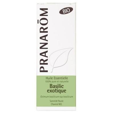 Huile essentielle Basilic Exotique Bio - 10ml