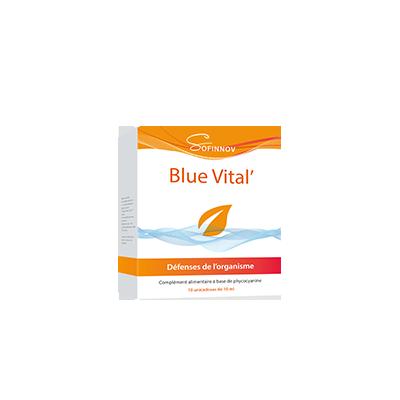 Blue Vital - 10x10ml