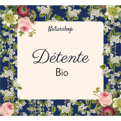 Tisane Détente Bio - Vrac 500g