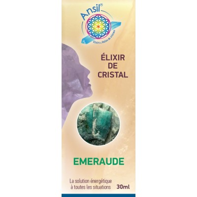 Elixir d'Emeraude - 30ml